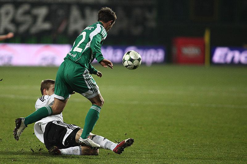 GKS Bełchatów 0-1 Legia Warszawa - fot. Piotr Galas (zdjęcie 29 z 69)