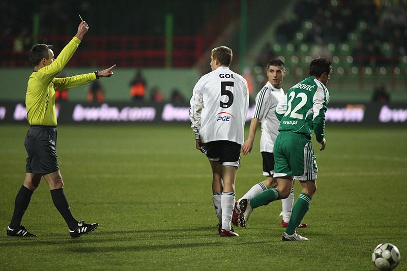 GKS Bełchatów 0-1 Legia Warszawa - fot. Piotr Galas (zdjęcie 30 z 69)