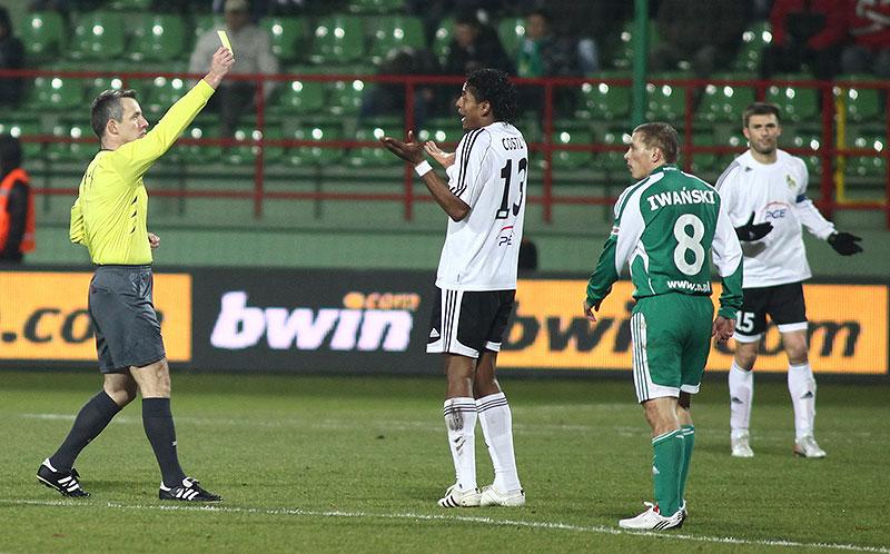 GKS Bełchatów 0-1 Legia Warszawa - fot. Piotr Galas (zdjęcie 31 z 69)