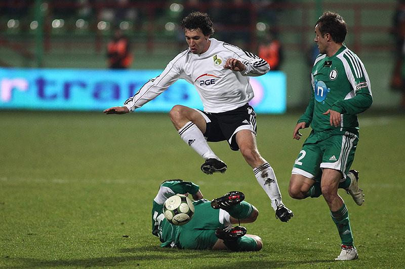 GKS Bełchatów 0-1 Legia Warszawa - fot. Piotr Galas (zdjęcie 33 z 69)
