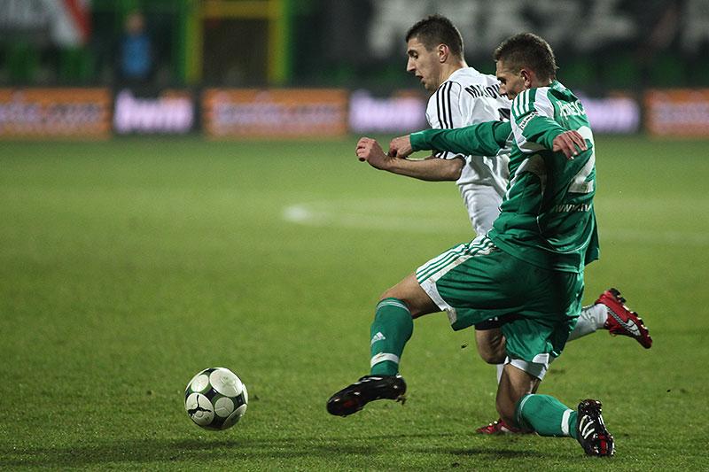 GKS Bełchatów 0-1 Legia Warszawa - fot. Piotr Galas (zdjęcie 34 z 69)
