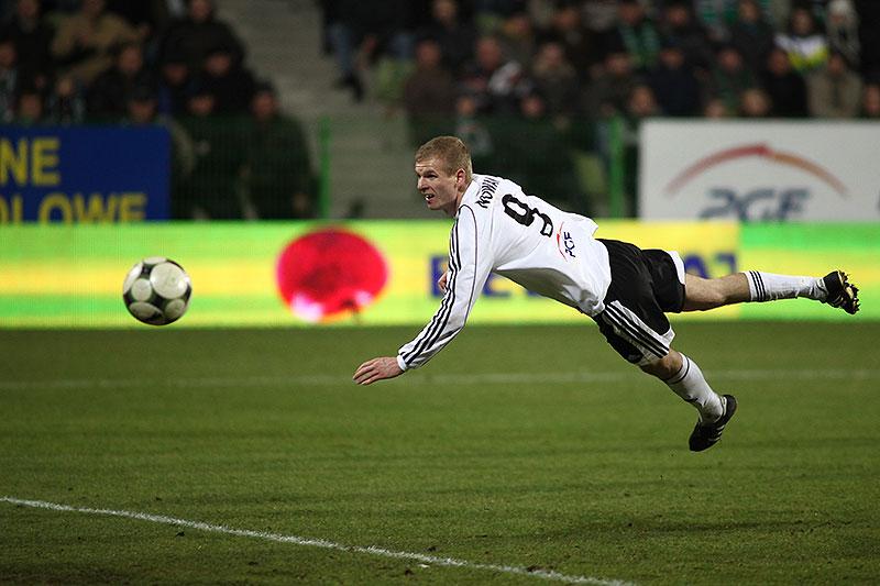 GKS Bełchatów 0-1 Legia Warszawa - fot. Piotr Galas (zdjęcie 35 z 69)