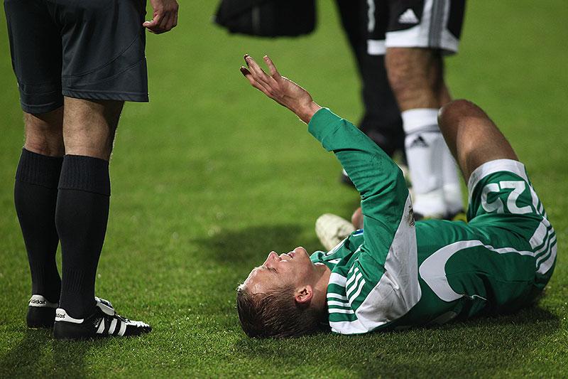GKS Bełchatów 0-1 Legia Warszawa - fot. Piotr Galas (zdjęcie 36 z 69)
