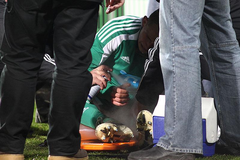 GKS Bełchatów 0-1 Legia Warszawa - fot. Piotr Galas (zdjęcie 38 z 69)