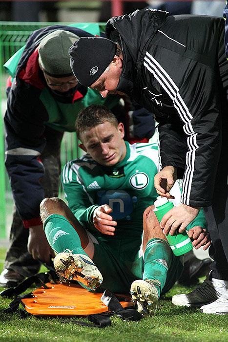 GKS Bełchatów 0-1 Legia Warszawa - fot. Piotr Galas (zdjęcie 39 z 69)