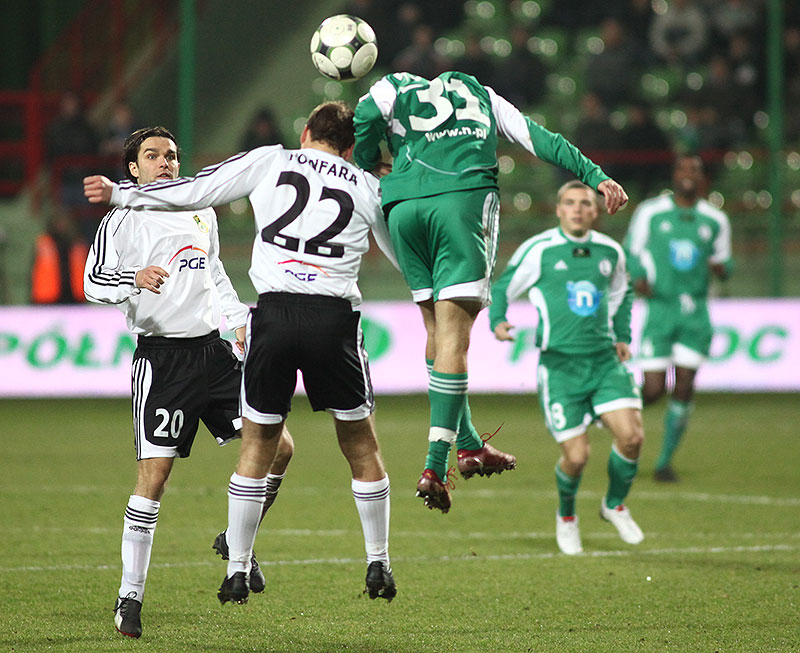 GKS Bełchatów 0-1 Legia Warszawa - fot. Piotr Galas (zdjęcie 41 z 69)