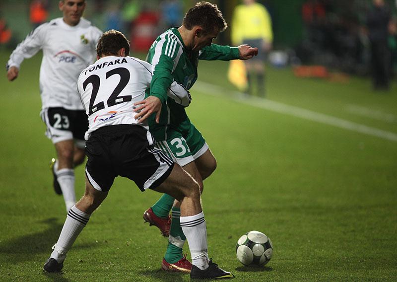GKS Bełchatów 0-1 Legia Warszawa - fot. Piotr Galas (zdjęcie 43 z 69)