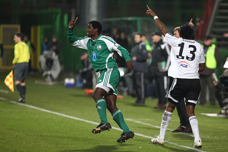 GKS Bełchatów 0-1 Legia Warszawa - fot. Piotr Galas (zdjęcie 44 z 69)