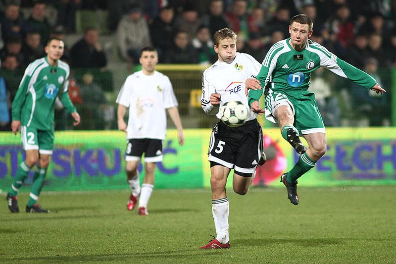 GKS Bełchatów 0-1 Legia Warszawa - fot. Piotr Galas (zdjęcie 45 z 69)
