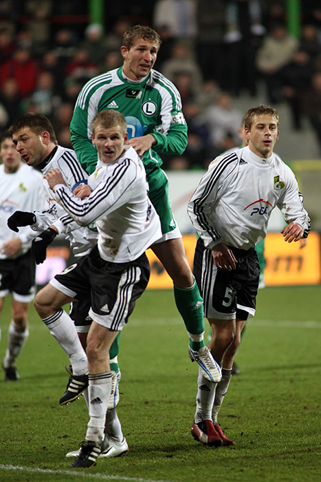 GKS Bełchatów 0-1 Legia Warszawa - fot. Piotr Galas (zdjęcie 46 z 69)