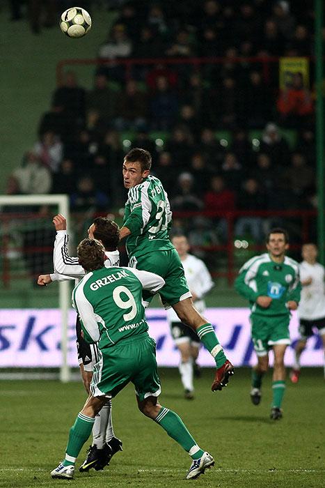 GKS Bełchatów 0-1 Legia Warszawa - fot. Piotr Galas (zdjęcie 49 z 69)