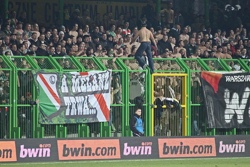 GKS Bełchatów 0-1 Legia Warszawa - fot. Piotr Galas (zdjęcie 50 z 69)