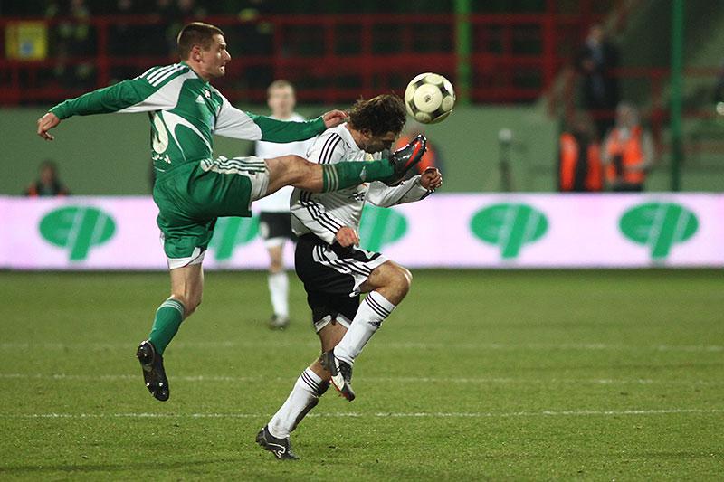 GKS Bełchatów 0-1 Legia Warszawa - fot. Piotr Galas (zdjęcie 51 z 69)