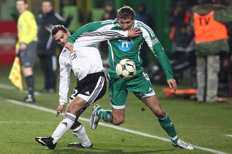GKS Bełchatów 0-1 Legia Warszawa - fot. Piotr Galas (zdjęcie 52 z 69)