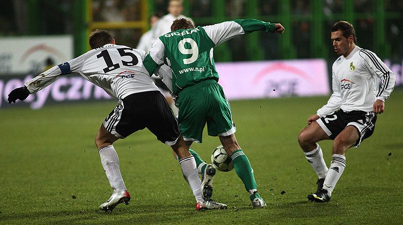 GKS Bełchatów 0-1 Legia Warszawa - fot. Piotr Galas (zdjęcie 53 z 69)