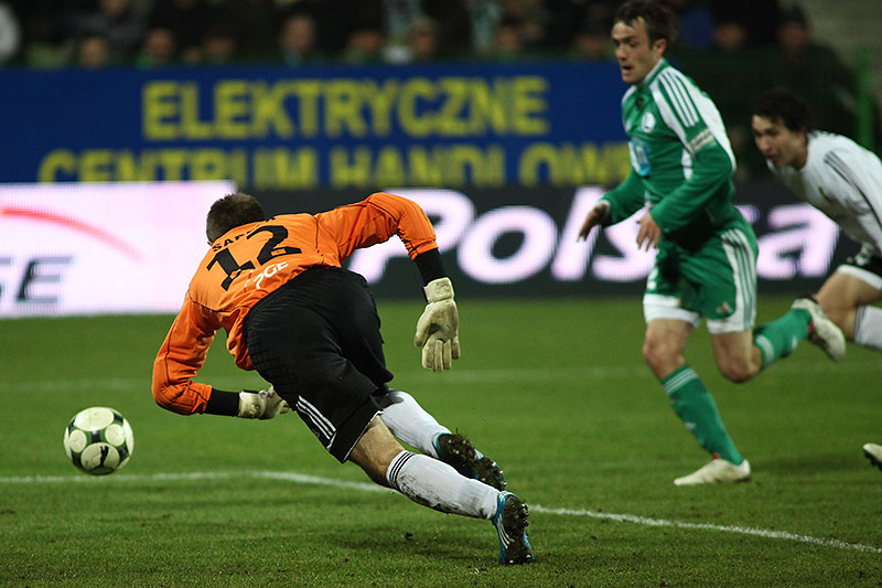 GKS Bełchatów 0-1 Legia Warszawa - fot. Piotr Galas (zdjęcie 54 z 69)