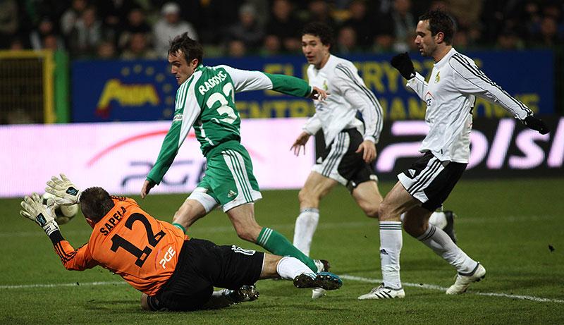 GKS Bełchatów 0-1 Legia Warszawa - fot. Piotr Galas (zdjęcie 55 z 69)