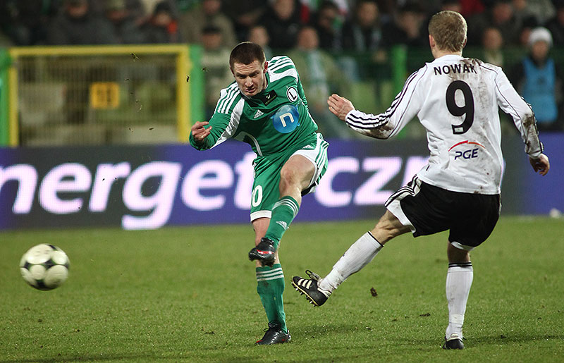 GKS Bełchatów 0-1 Legia Warszawa - fot. Piotr Galas (zdjęcie 57 z 69)