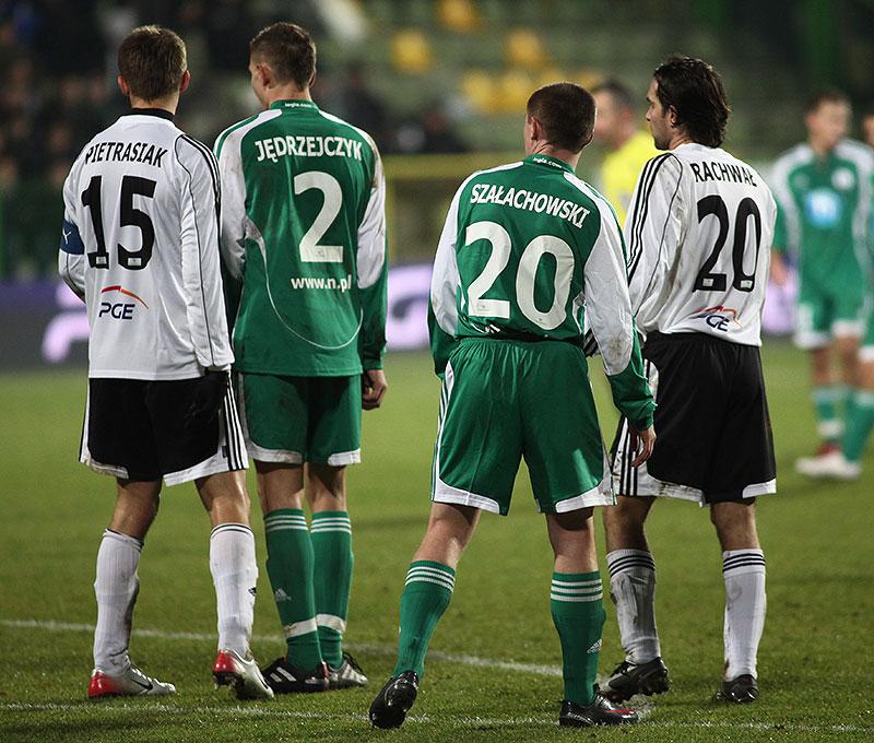 GKS Bełchatów 0-1 Legia Warszawa - fot. Piotr Galas (zdjęcie 59 z 69)