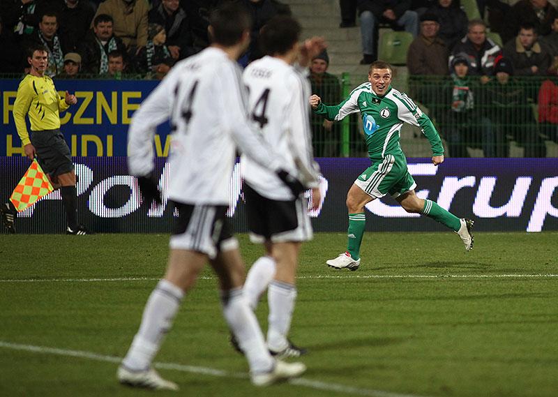 GKS Bełchatów 0-1 Legia Warszawa - fot. Piotr Galas (zdjęcie 60 z 69)
