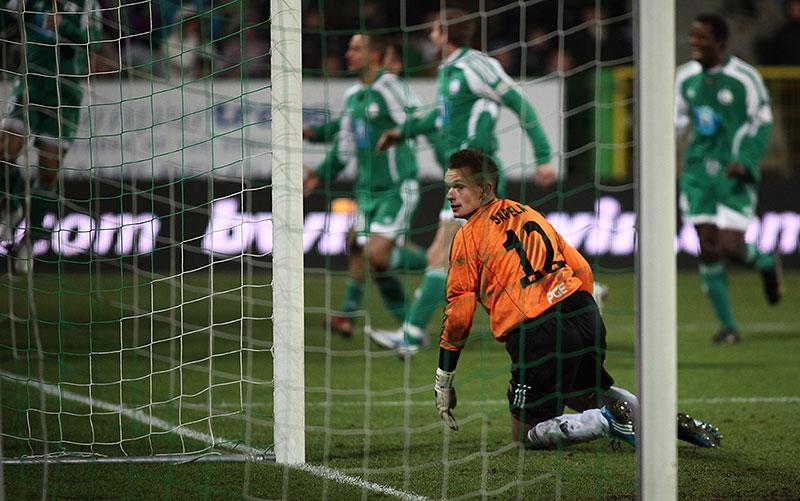 GKS Bełchatów 0-1 Legia Warszawa - fot. Piotr Galas (zdjęcie 61 z 69)
