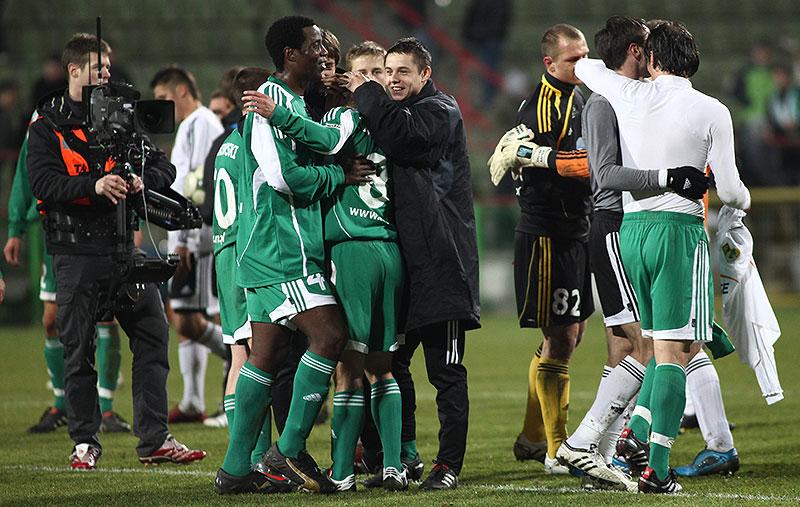 GKS Bełchatów 0-1 Legia Warszawa - fot. Piotr Galas (zdjęcie 63 z 69)