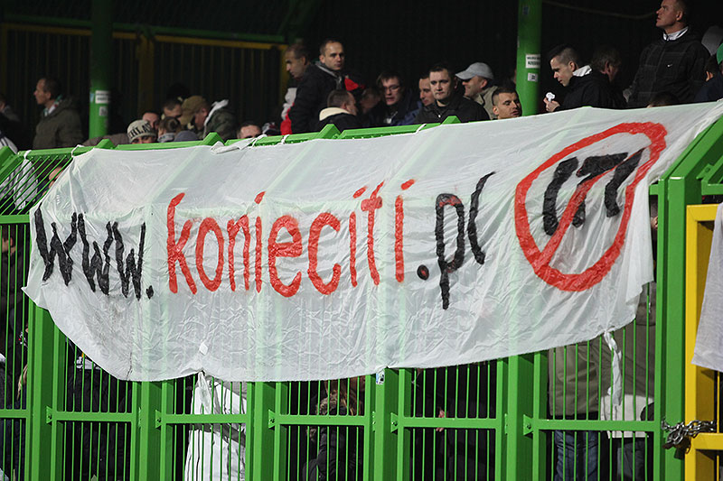 GKS Bełchatów 0-1 Legia Warszawa - fot. Piotr Galas (zdjęcie 66 z 69)