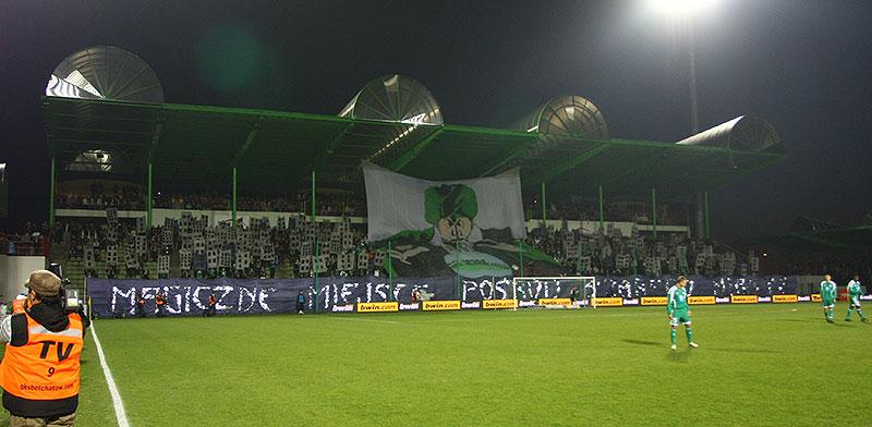 GKS Bełchatów 0-1 Legia Warszawa - fot. Piotr Galas (zdjęcie 67 z 69)