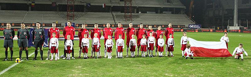 Polska 0-1 Rumunia - fot. Piotr Galas (zdjęcie 11 z 39)