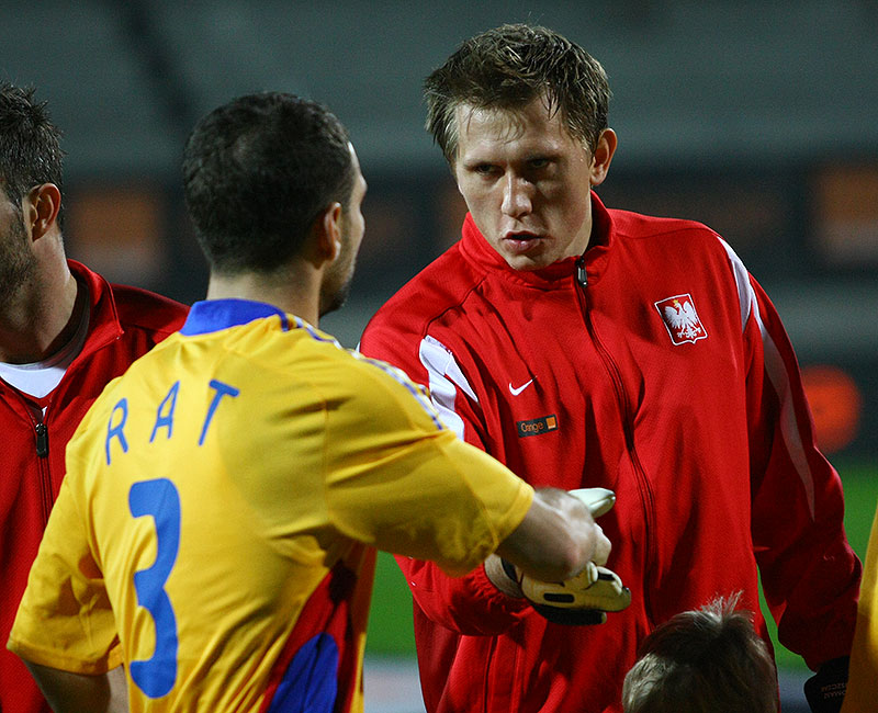 Polska 0-1 Rumunia - fot. Piotr Galas (zdjęcie 14 z 39)