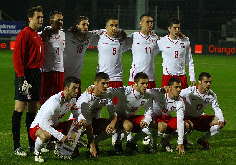 Polska 0-1 Rumunia - fot. Piotr Galas (zdjęcie 15 z 39)
