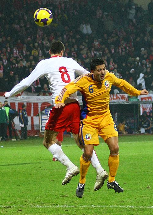Polska 0-1 Rumunia - fot. Piotr Galas (zdjęcie 18 z 39)