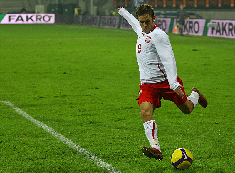 Polska 0-1 Rumunia - fot. Piotr Galas (zdjęcie 20 z 39)