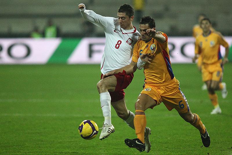 Polska 0-1 Rumunia - fot. Piotr Galas (zdjęcie 25 z 39)