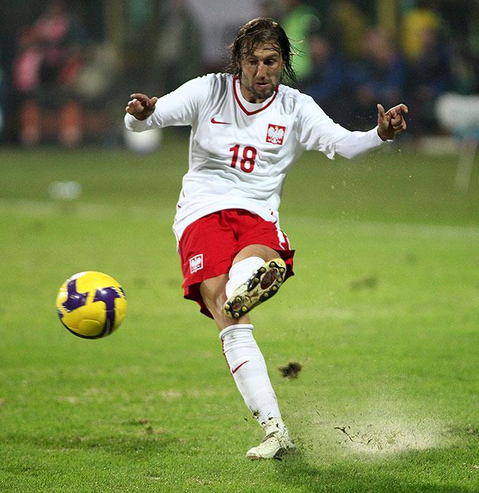 Polska 0-1 Rumunia - fot. Piotr Galas (zdjęcie 26 z 39)