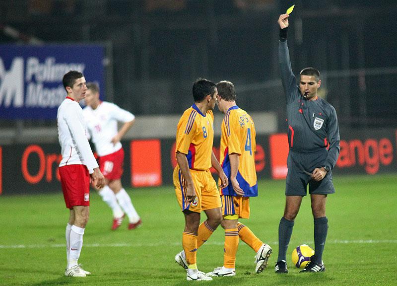 Polska 0-1 Rumunia - fot. Piotr Galas (zdjęcie 29 z 39)