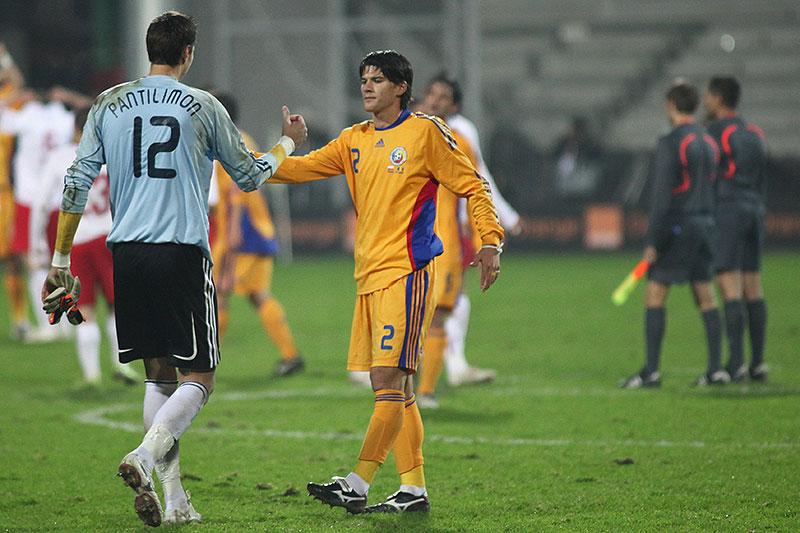 Polska 0-1 Rumunia - fot. Piotr Galas (zdjęcie 37 z 39)