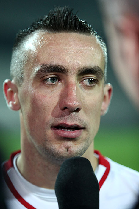 Polska 0-1 Rumunia - fot. Piotr Galas (zdjęcie 39 z 39)