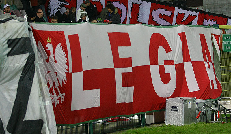 Polska 0-1 Rumunia - fot. Piotr Galas (zdjęcie 4 z 39)