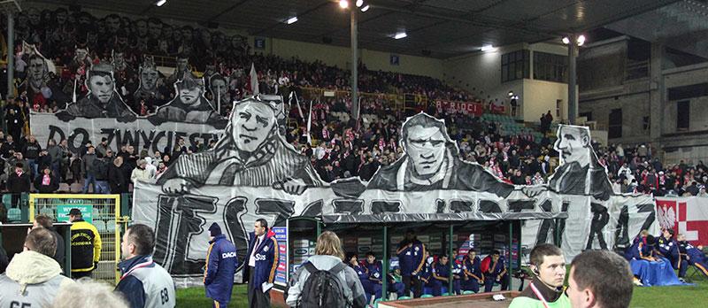 Polska 0-1 Rumunia - fot. Piotr Galas (zdjęcie 6 z 39)