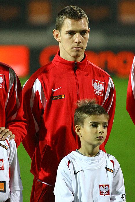 Polska 0-1 Rumunia - fot. Piotr Galas (zdjęcie 8 z 39)