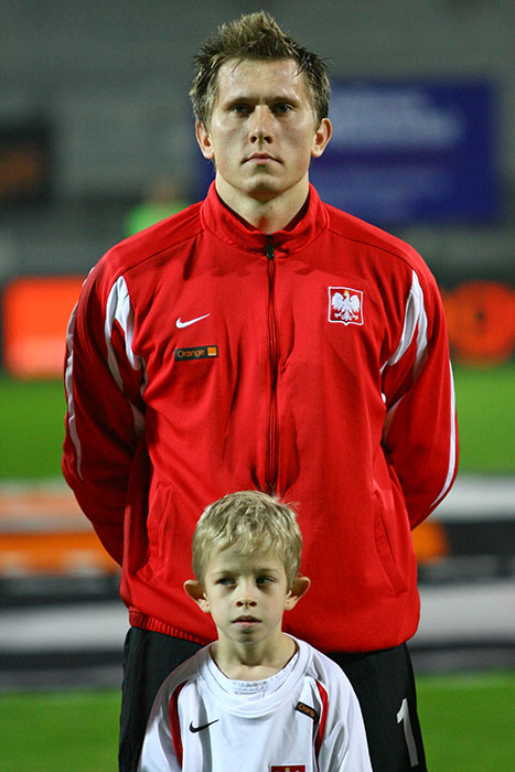 Polska 0-1 Rumunia - fot. Piotr Galas (zdjęcie 9 z 39)