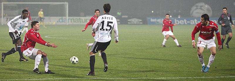 Wisła Kraków 0-1 Legia Warszawa - fot. Piotr Galas (zdjęcie 49 z 58)
