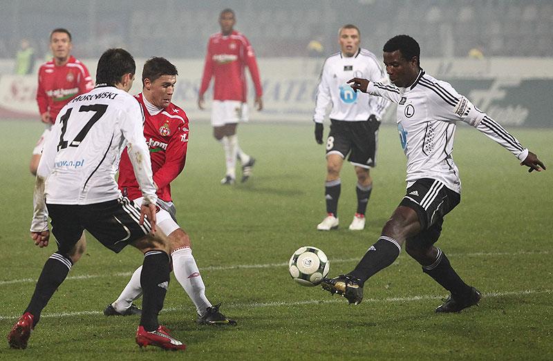 Wisła Kraków 0-1 Legia Warszawa - fot. Piotr Galas (zdjęcie 50 z 58)