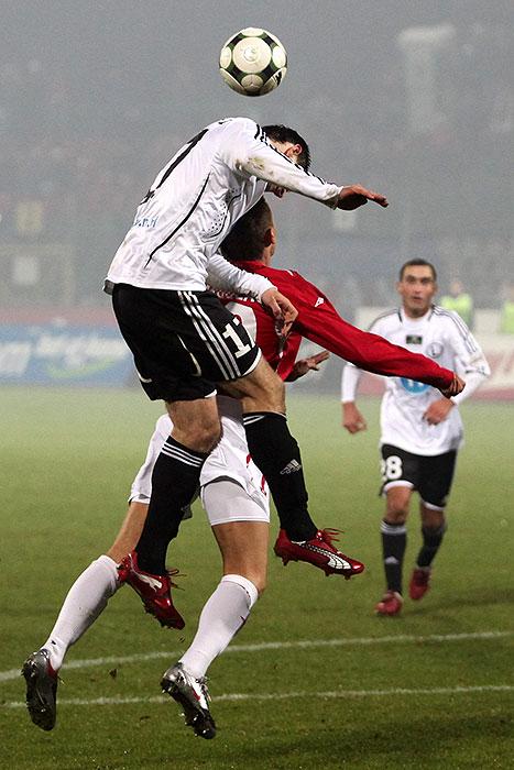 Wisła Kraków 0-1 Legia Warszawa - fot. Piotr Galas (zdjęcie 51 z 58)