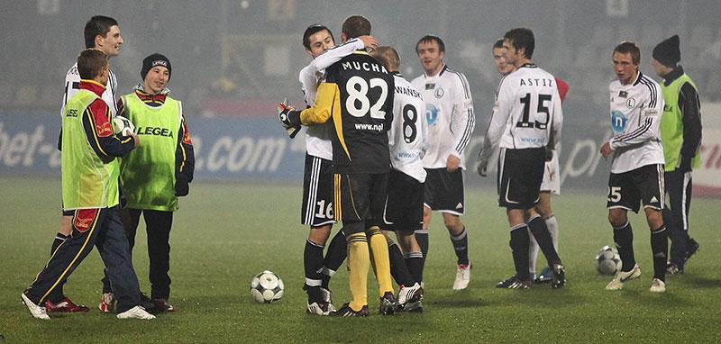 Wisła Kraków 0-1 Legia Warszawa - fot. Piotr Galas (zdjęcie 52 z 58)