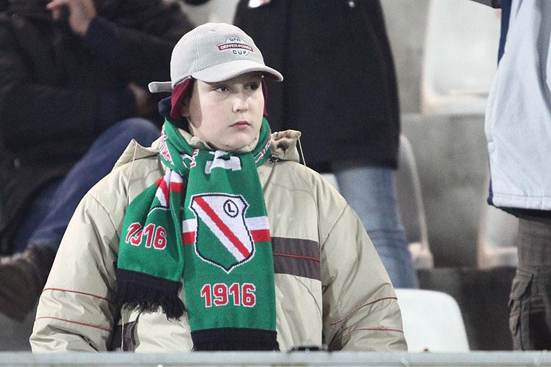 Wisła Kraków 0-1 Legia Warszawa - fot. Piotr Galas (zdjęcie 4 z 58)