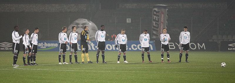Wisła Kraków 0-1 Legia Warszawa - fot. Piotr Galas (zdjęcie 11 z 58)