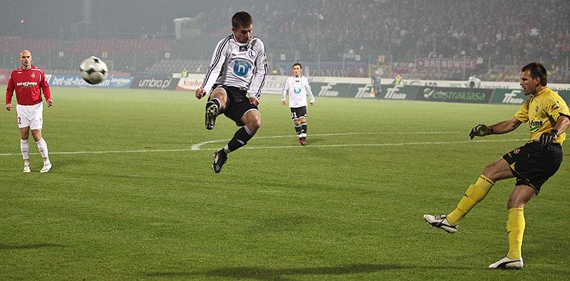 Wisła Kraków 0-1 Legia Warszawa - fot. Piotr Galas (zdjęcie 13 z 58)