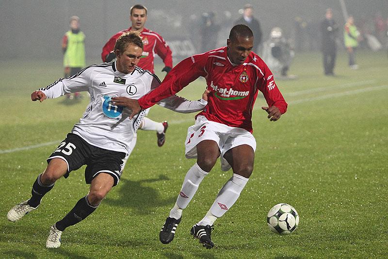 Wisła Kraków 0-1 Legia Warszawa - fot. Piotr Galas (zdjęcie 14 z 58)